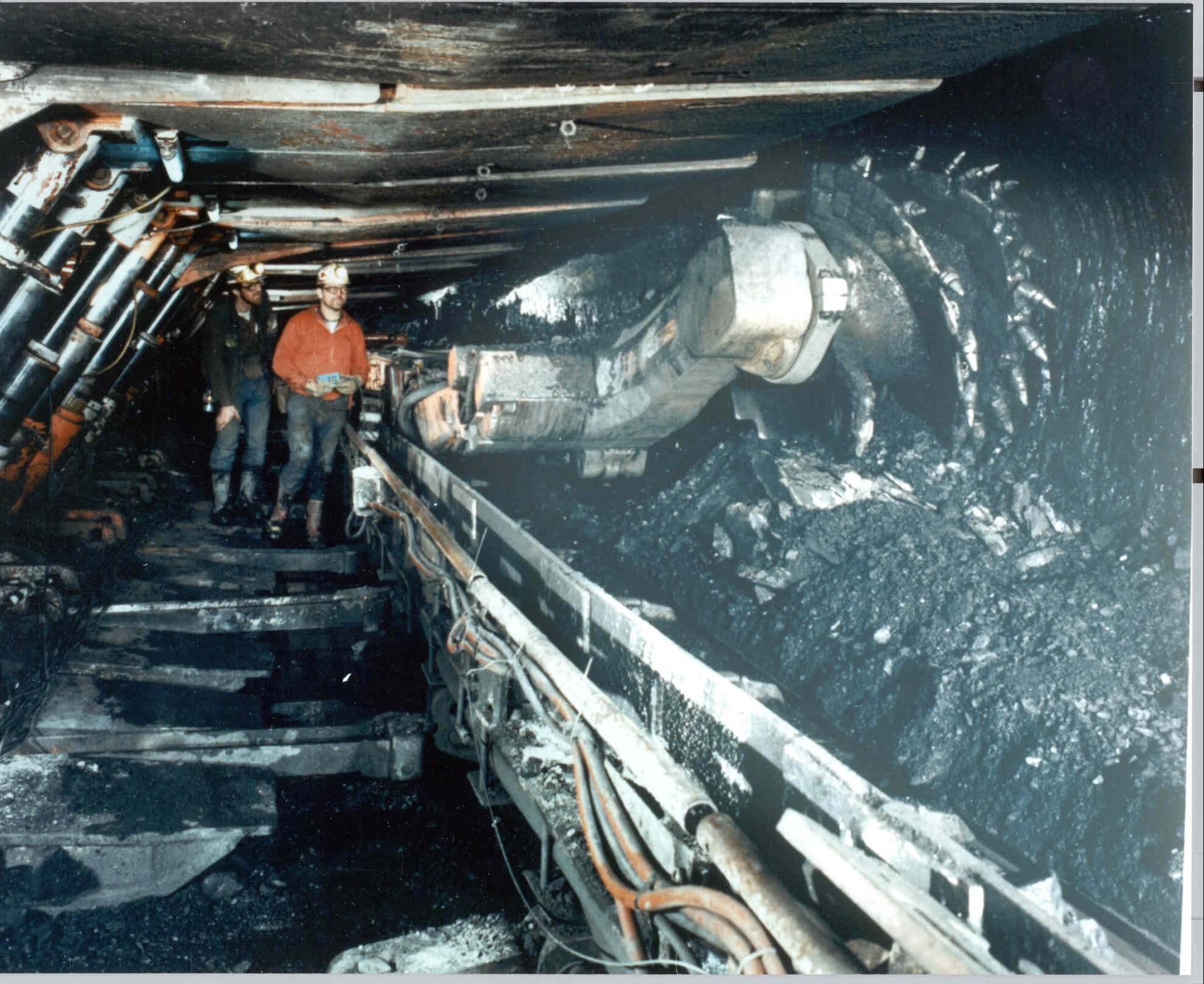 Coal mine virginia movie